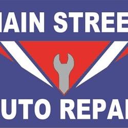 Main street auto repair bilreparation 1158 main st for Hanson motors service department