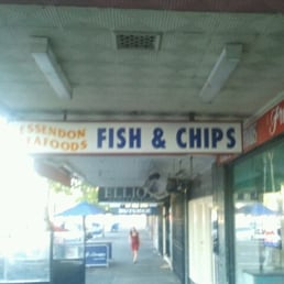 Essendon seafood fish chips fast food 1041 mt for 1041 the fish