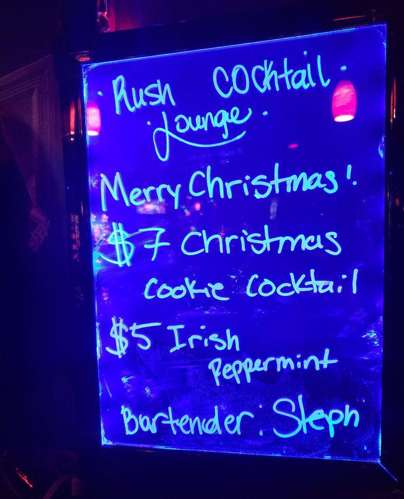Rush Cocktail Lounge: 6146 Beach Blvd, Buena Park, CA