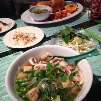 Photo Of Phoenix Garden Vegetarian Restaurant Richmond Va United States Pho And