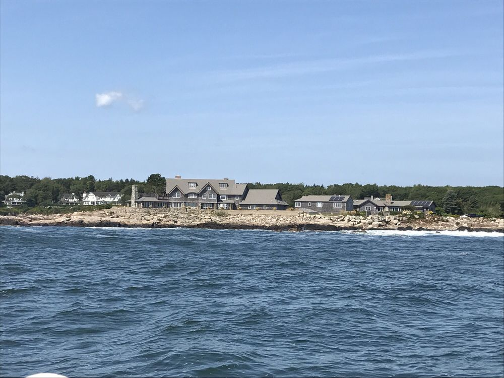 First Chance Whale Watch: 4 Western Ave, Kennebunkport, ME