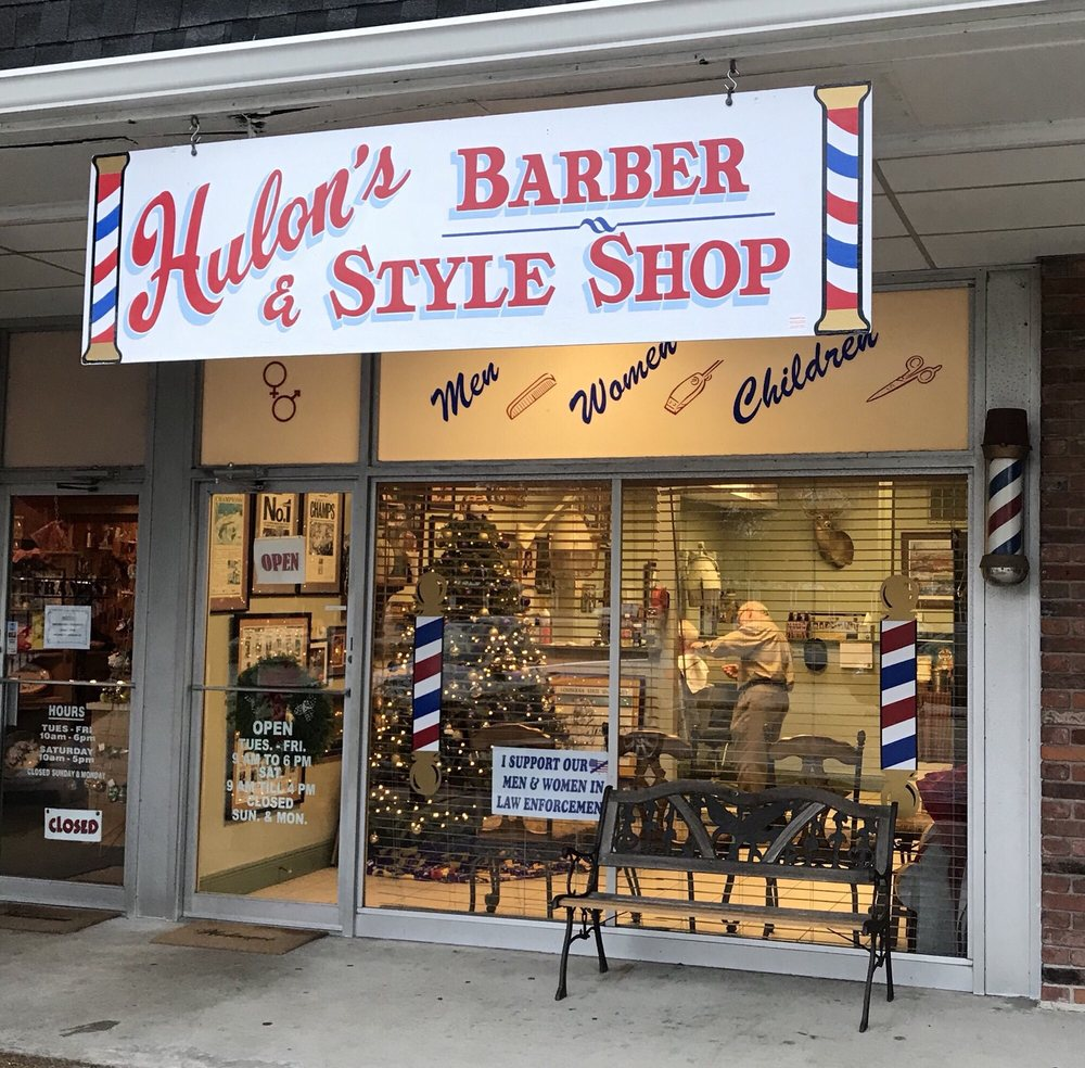 New Orleans Home Decor Stores: Hulon's Barber & Style Shop