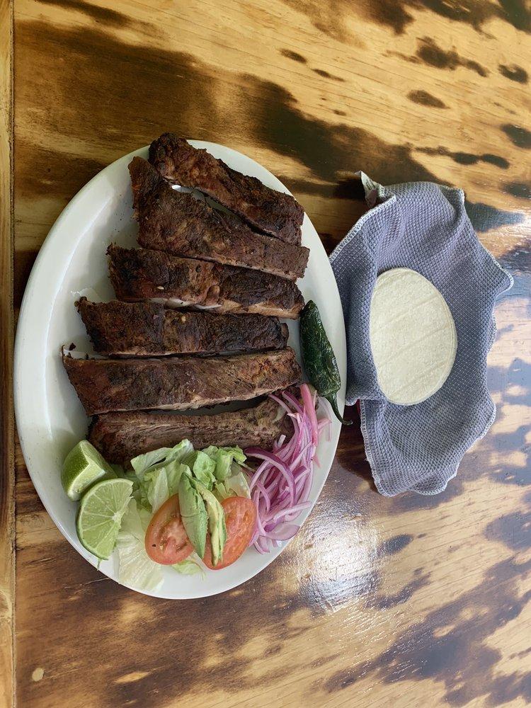 Mariscos Sinaloa: 1501 N Front St, Fort Stockton, TX