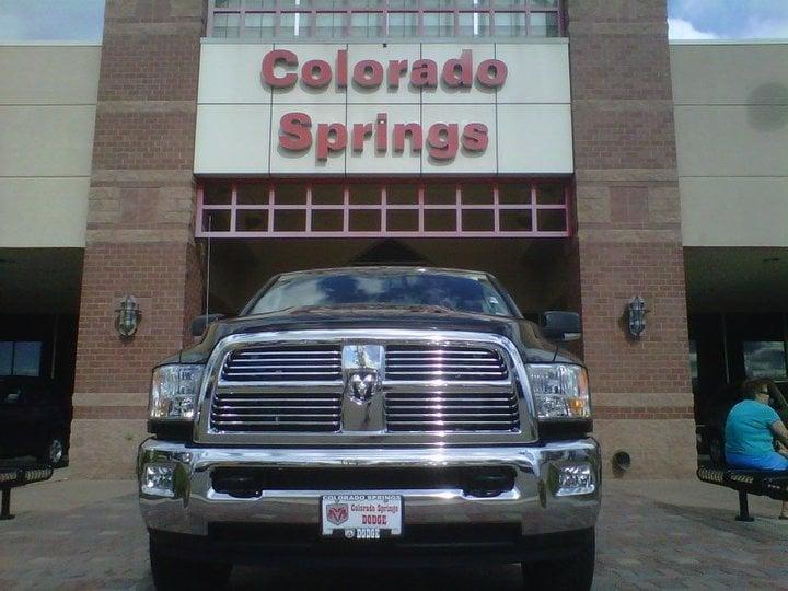 Colorado Springs Dodge >> Colorado Springs Dodge Yelp
