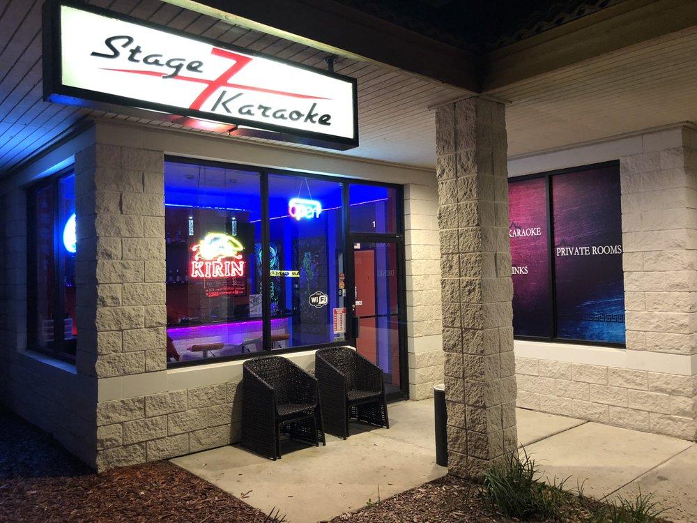 Stage 7 Karaoke & Lounge: 4110 SW 34th St, Gainesville, FL