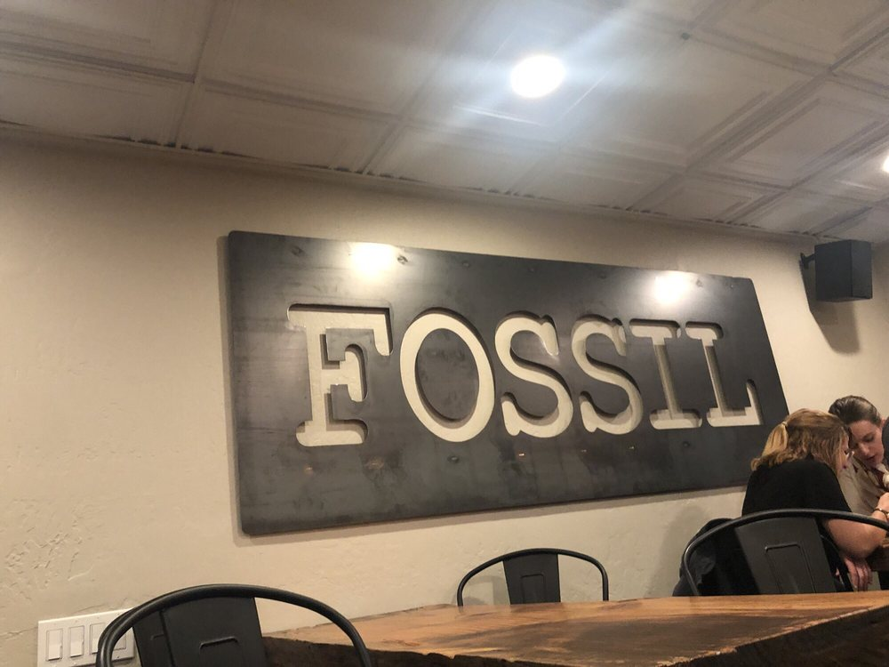 Fossil Wine Bar