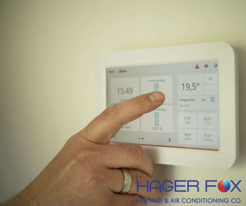 Hager Fox Heating & Air Conditioning: 1435 Diamiond Reo Way, Lansing, MI