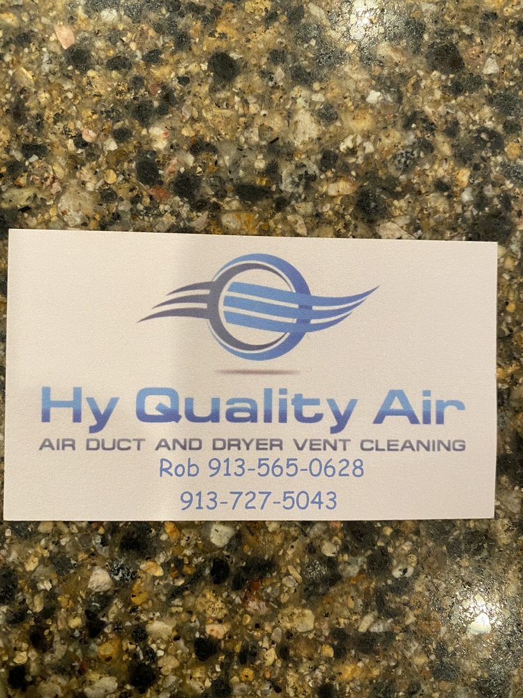 Hy-Quality Air Duct Cleaning: 1614 4th Ave, Kansas City, KS