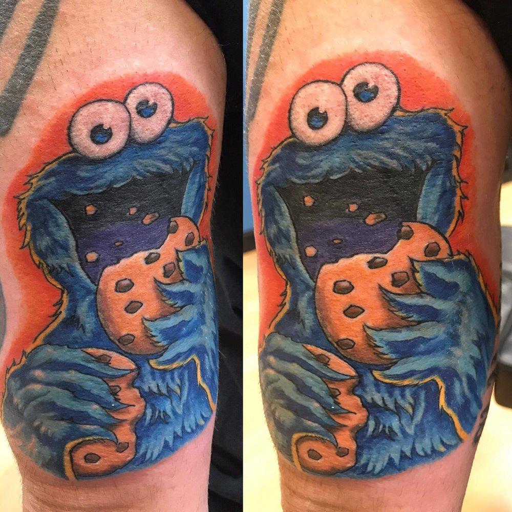 Tattoo Frenzy: 127 Merrick Rd, Amityville, NY