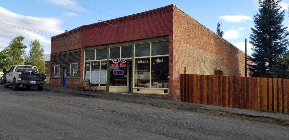 Camas Prairie Winery: 207 Main St, Bovill, ID