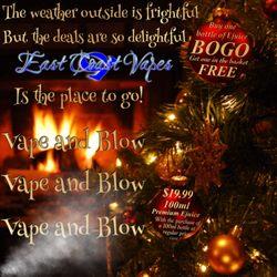 East Coast Vapes - 75 Photos - Vape Shops - 1075 Freedom Rd