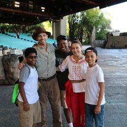 Indiana Jones Epic Stunt Spectacular - 351 S Studio Dr