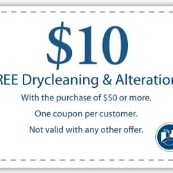 Photo of Dove Cleaners - Toronto, ON, Canada. Visit www.dovecleaners.com to print your coupon.