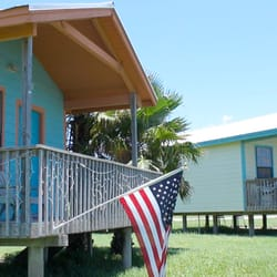 Photo Of Rockport Last Resort Tx United States Cabin 1 Queen