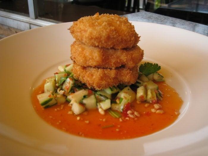 Tod mun shrimp yelp for Arlington thai cuisine