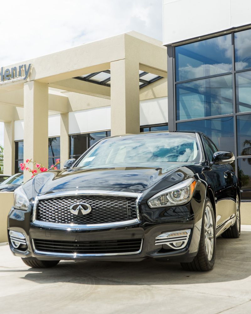 Infiniti Dealer Miami >> Warren Henry Infiniti New 69 Photos 71 Reviews Car
