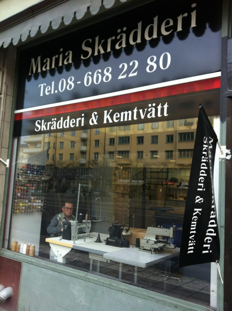 skräddare stockholm södermalm