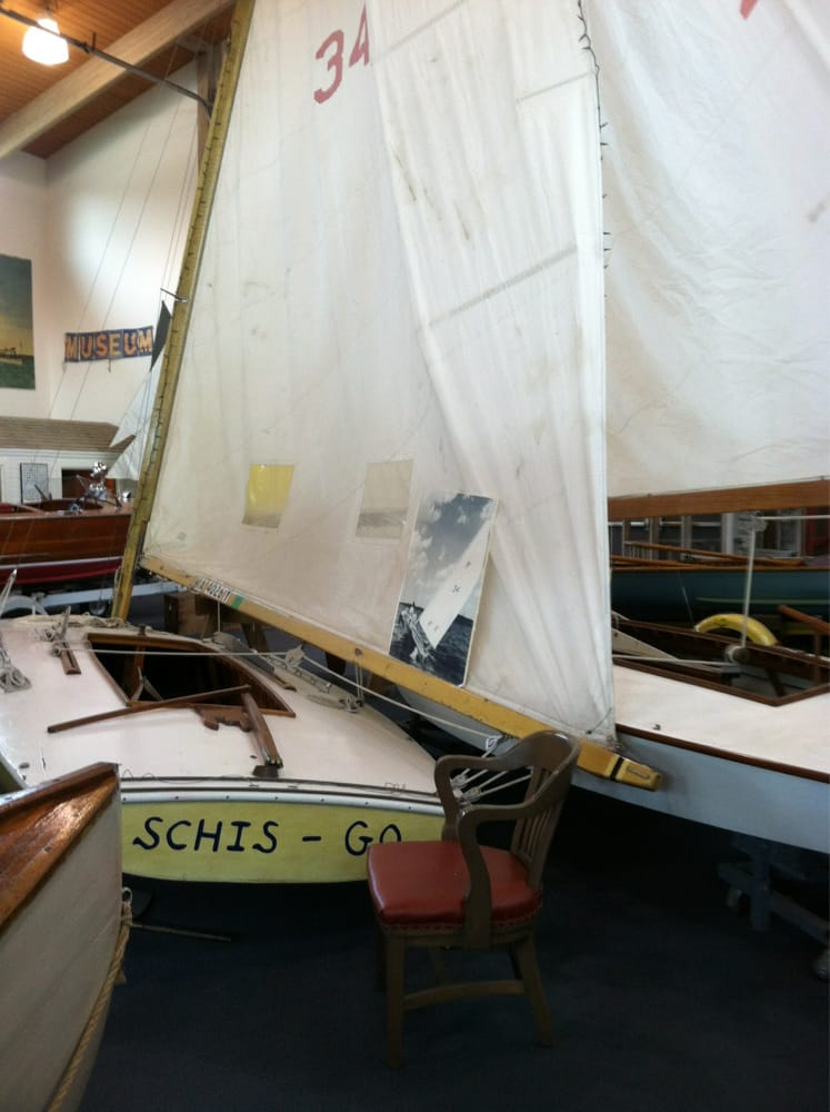 Iowa Great Lakes Maritime Museum: 243 W Broadway St, Arnolds Park, IA