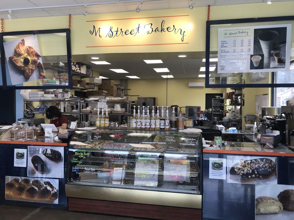 M Street Bakery: 618 N Mildred St, Ranson, WV