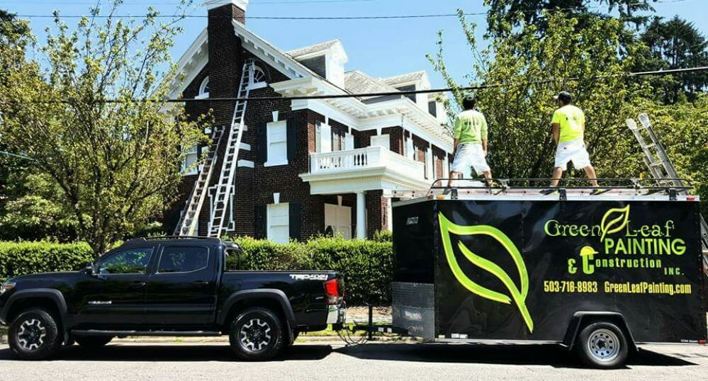 GreenLeaf Painting: 7135 SW 160th Ave, Beaverton, OR