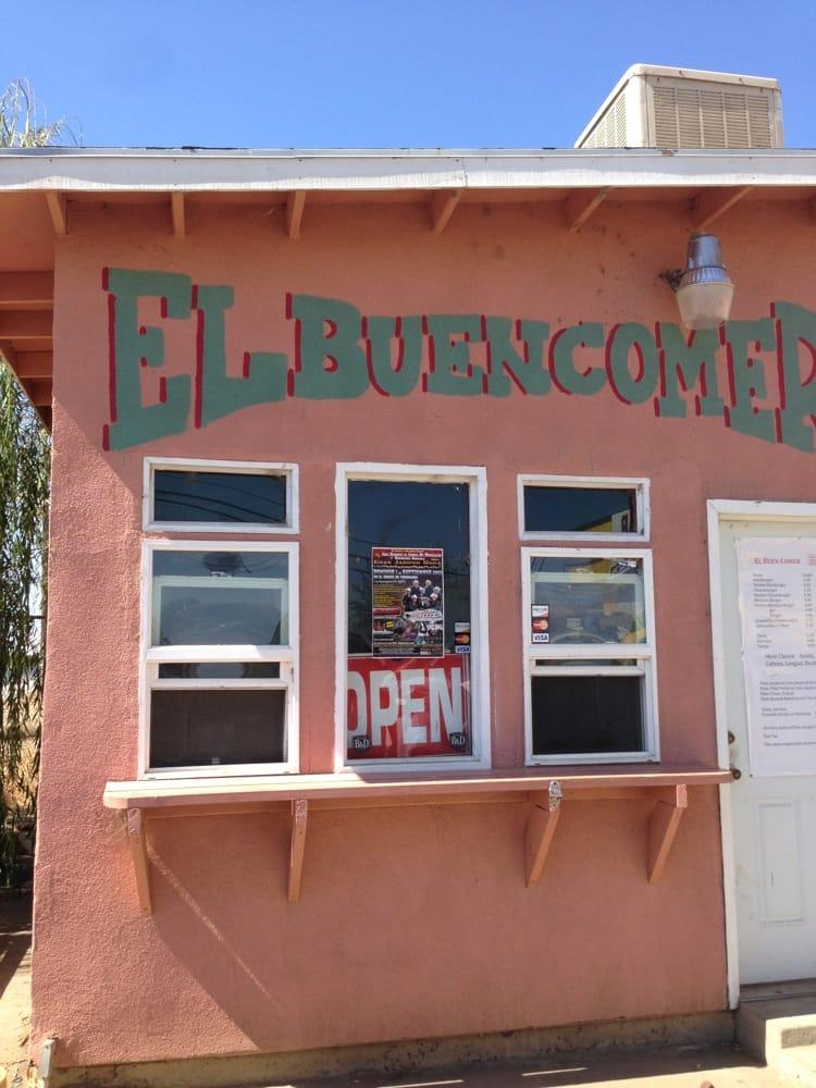 El Buen Comer Taqueria: 785 N St, Firebaugh, CA