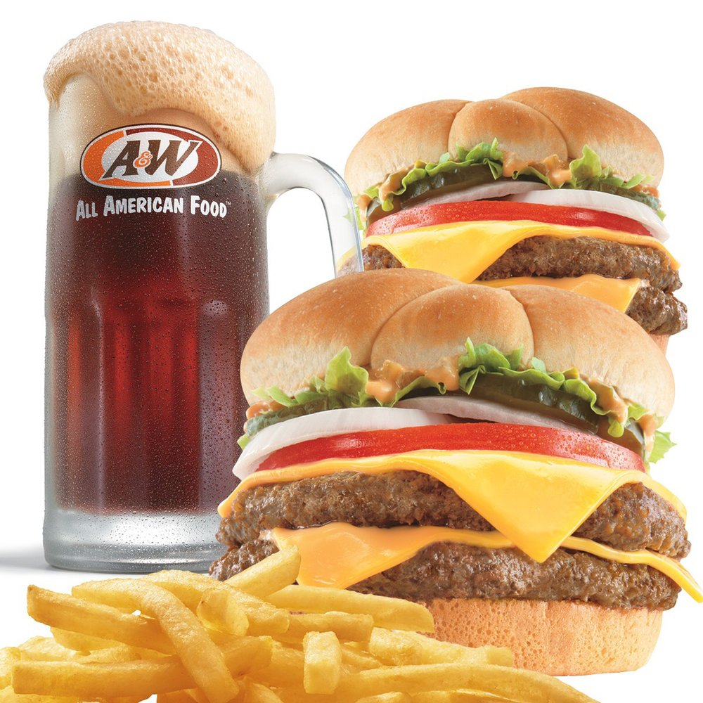 A&W Restaurant: 1317 S Main St, Moscow, ID