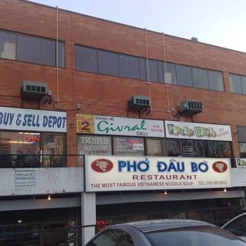 Pho Dau Bo Restaurant Kitchener On