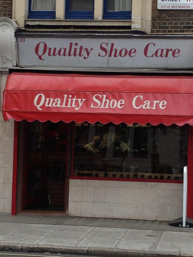 Shoe Repair Near Paddington
