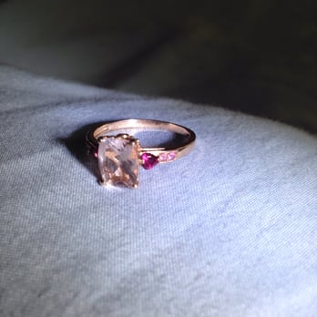 Photo Of Rogers Hollands Jewelers Bloomington In United States Morganite
