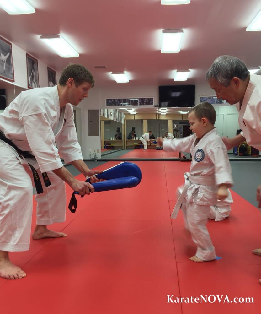 Hidy Ochiai Karate - Northern Virginia: 21140 Ashburn Crossing Dr, Ashburn, VA