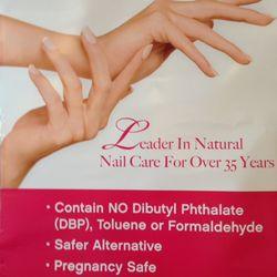 Pretty safe massage nail