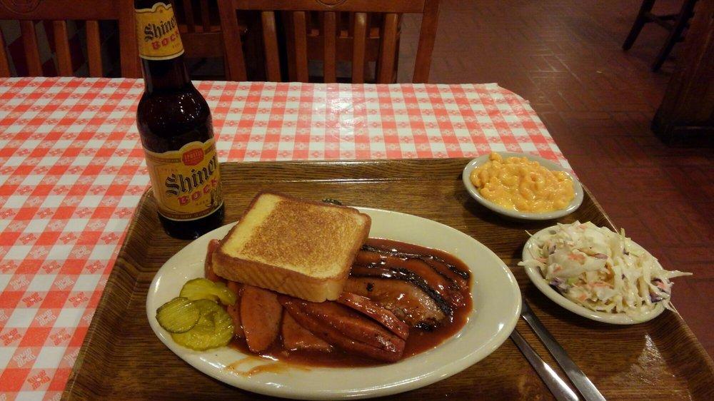 Cousin's Bar-B-Q: 6262 McCart Ave, Fort Worth, TX