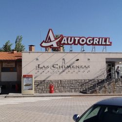 Las chimeneas 15 fotos espa ol autopista villalba - Chimeneas villalba ...