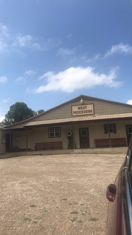 Cockrum's Custom Meat Processing: 3925 Hwy 348, Rudy, AR