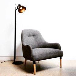 Photo Of Clickon Furniture Abbotsford Victoria Australia Light Modern Toga Lounge Chair