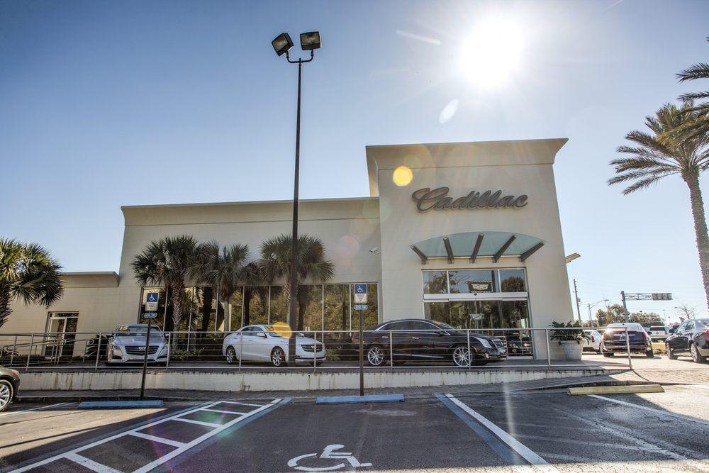 Fields Cadillac Jacksonville Florida >> Fields Cadillac Jacksonville Yelp