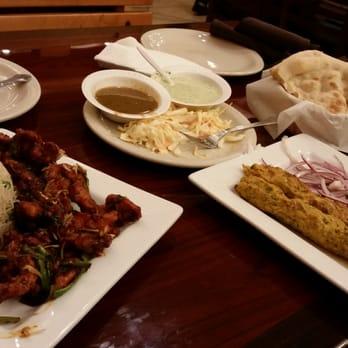 Photo Of Tempura Halal Restaurant Houston Tx United States Naan Top