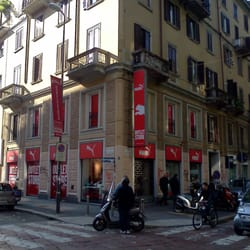 puma shop milano