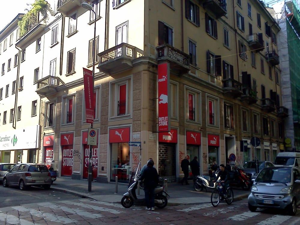 Negozi Puma a Napoli   Orari e Telefono