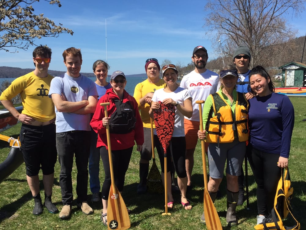 Social Spots from Cayuga Outrigger Canoe Club