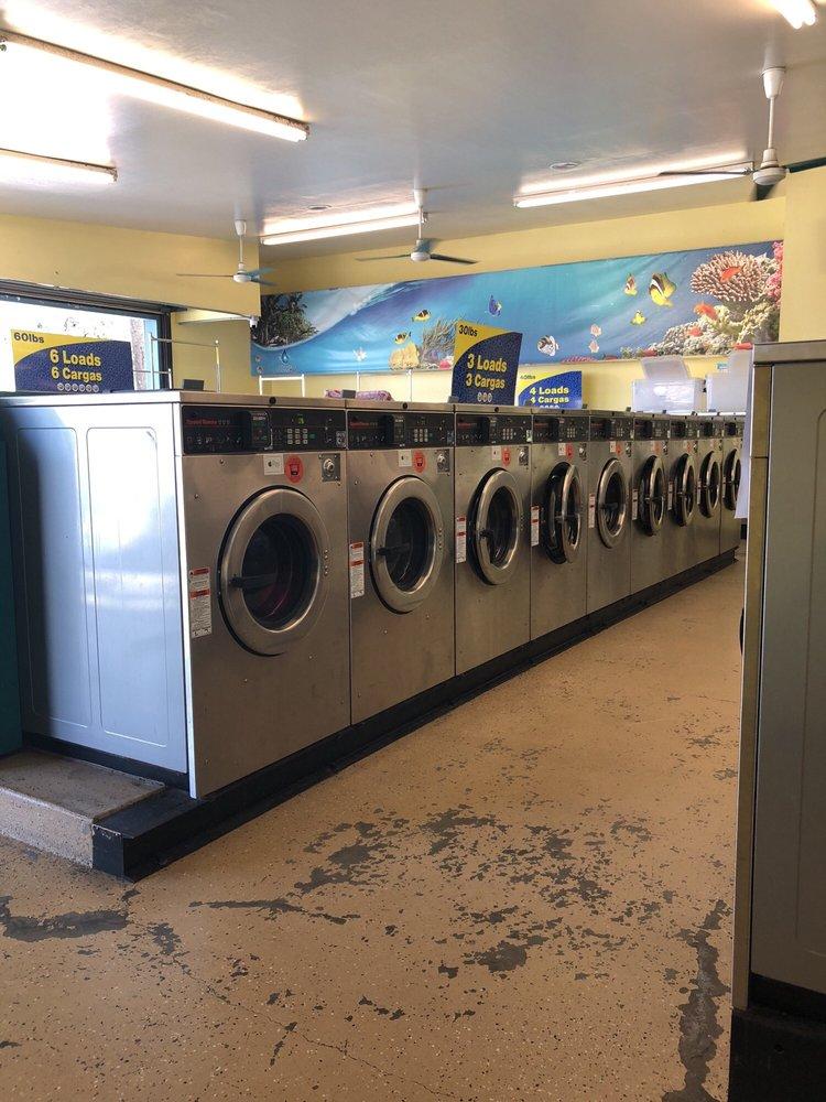 N. FT. Myers LaundroMart: 216 Pondella Rd, North Fort Myers, FL