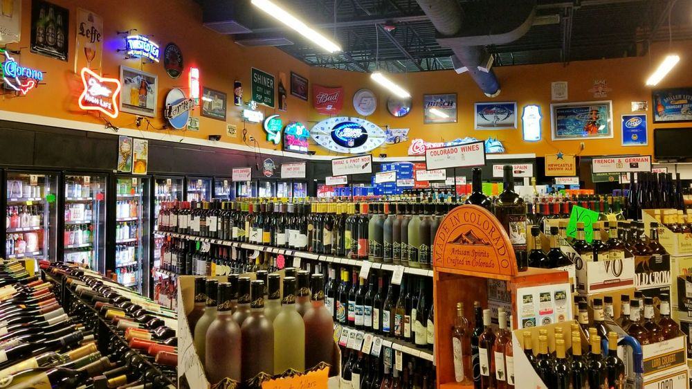 Big Fella Wine & Liquor: 965 S 1st St, Bennett, CO