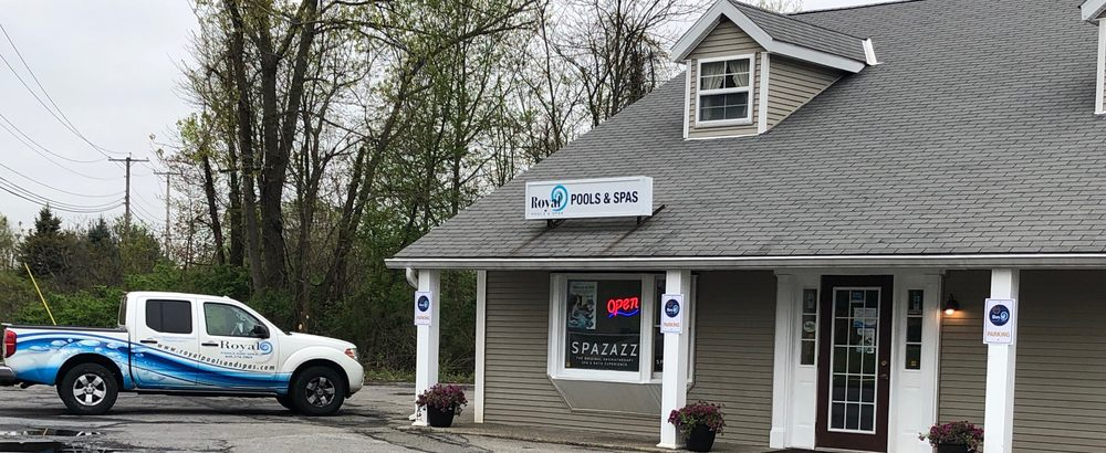 Royal Pools & Spas: 604 Route 299, Highland, NY