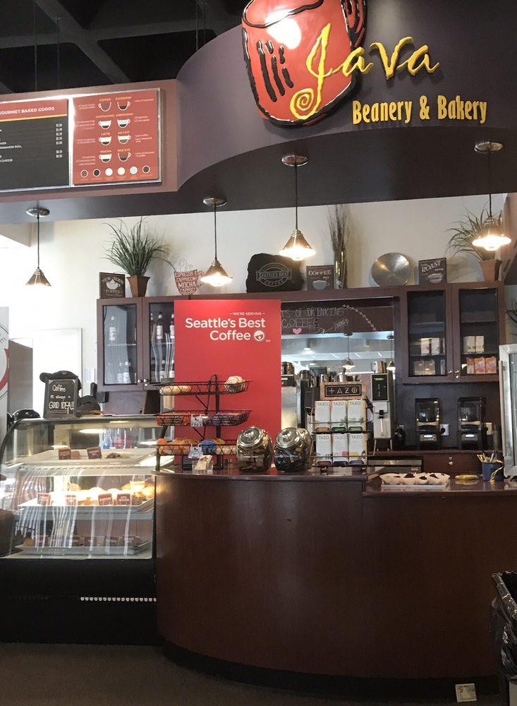 Java Bean & Bakery: 1898 7th St, Charleston, IL
