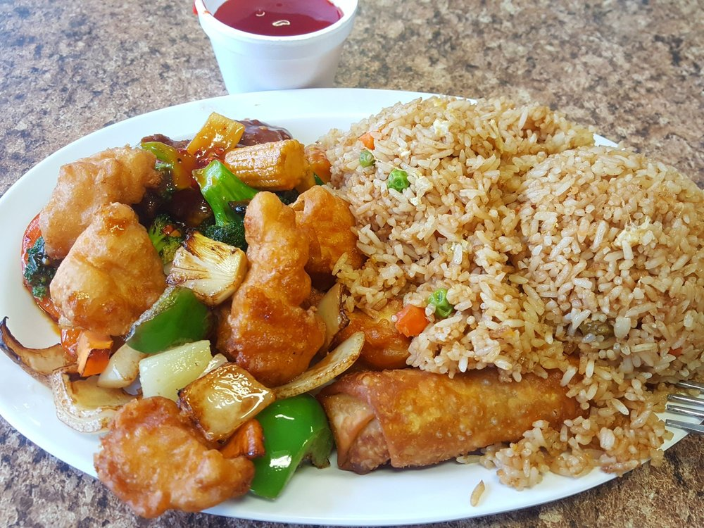China Valley Chinese Restaurant: 4525 Sun Valley Dr, El Paso, TX