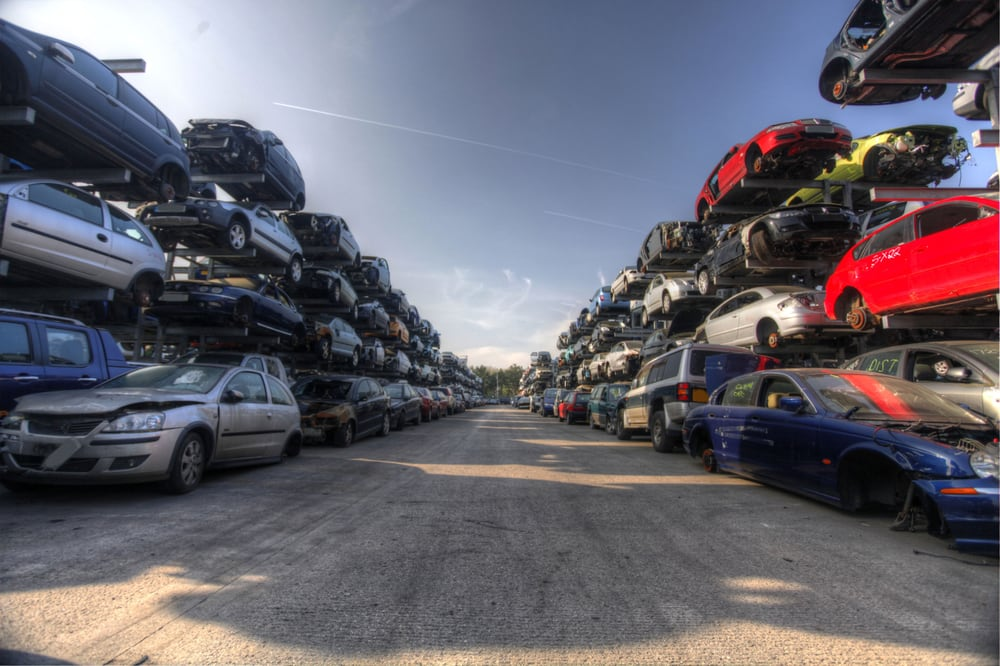 Junk Yards Near Me  Salvage Yards That Buy and Sell Car Parts