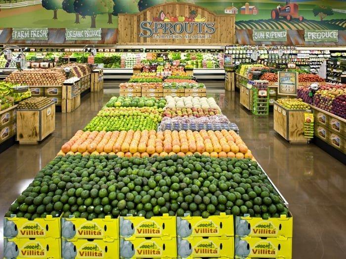 Sprouts Farmers Market: 1845 Piedmont Ave NE, Atlanta, GA