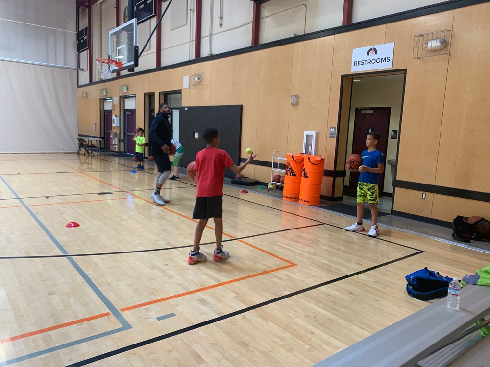 Encore Basketball Training