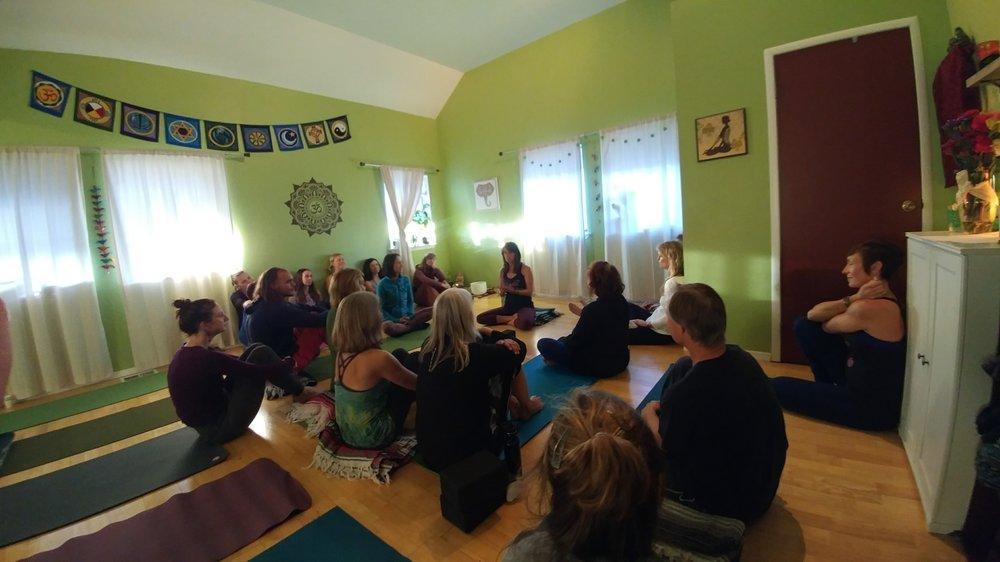 Grass Valley Yoga: 10052 Alta Sierra Dr, Grass Valley, CA