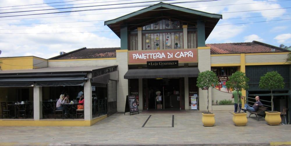 Panetteria Di Capri: R. Maria Tereza Dias da Silva, 530, Campinas, SP